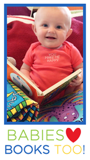 Babies Love Books Too!
